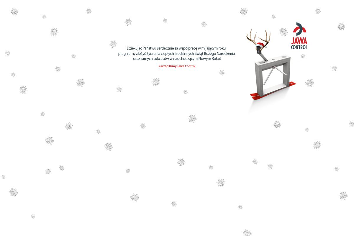 JawaControl tloNaStrone 02 Wesołych Świąt!